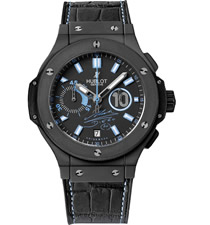 宇舶Hublot Big Bang系列马拉多纳限量版'金童'腕表【318.CI.1129.GR.DMA09】