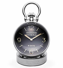 Noob完美版 沛纳海 Panerai TABLE CLOCK PAM00581 Pam581