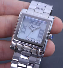 CHOPARD萧邦HAPPY DIAMONDS系列278516-3002石英腕表